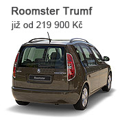 roomster trumf